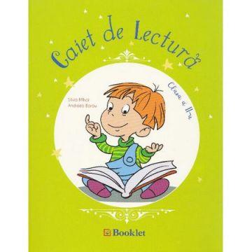 Caiet de lectura, clasa a II-a (Booklet)