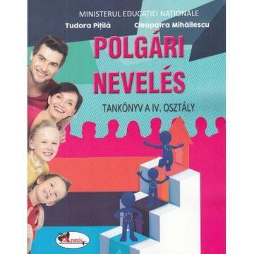 Educatie civica -Clasa 4 - Manual (Lb. Maghiara) (Aramis)