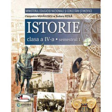 Istorie. Manual pentru clasa a IV-a (sem I+sem II, contine editie digitala) (Aramis)