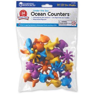 Set pentru sortat si numarat - Oceanul