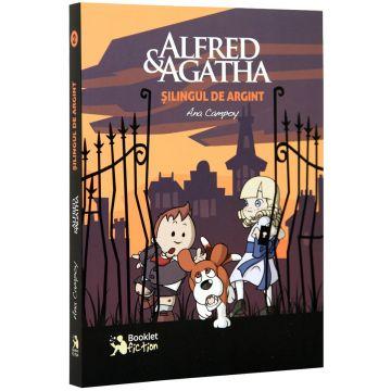 Alfred si Agatha II, Silingul de argint (Booklet Fiction)