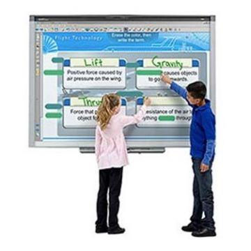 Tabla interactiva SMART BOARD SBM680, diagonala 195 cm
