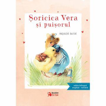 Soricica Vera si puisorul, editie bilingva engleza-romana (Booklet Fiction)