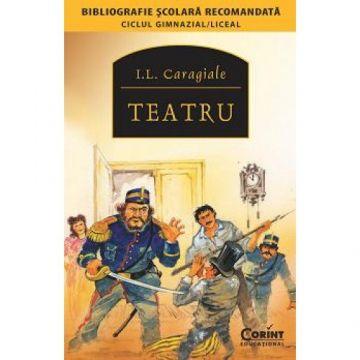 TEATRU CARAGIALE (Corint)