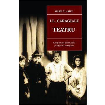 Teatru- I. L. Caragiale (Cartex)