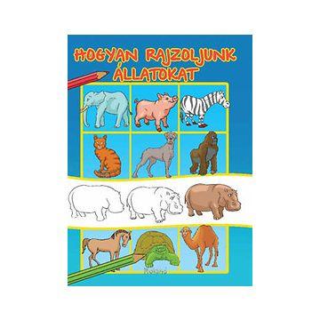 Cum sa desenam animale - limba maghiara (Aquila)