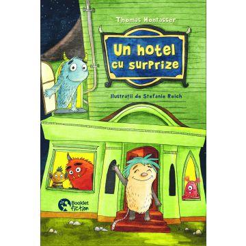 Un hotel cu surprize (BOOKLET FICTION)