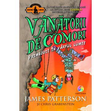 Vanatorii de comori vol 4, Primejdii in varful lumii (Corint)