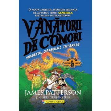 VANATORII DE COMORI VOL. 3 SECRETUL ORASULUI INTERZIS (Corint)