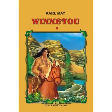 Winnetou - 3 volume (Cartex)