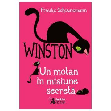 Winston - un motan cu misiune secreta, vol. I (Booklet)