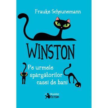 Winston - Pe urmele spargatorilor casei de bani, vol III (Booklet)