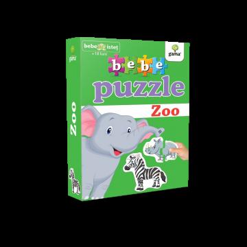 Zoo - Bebe puzzle (Gama)