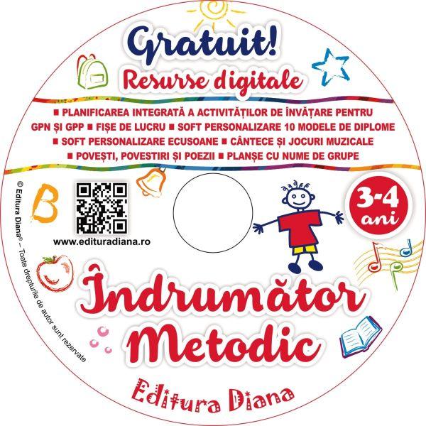 Indrumator Metodic 3 4 Ani 2020 Cd Cu Resurse Digitale
