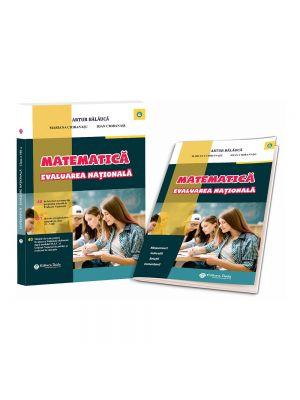 MATEMATICA. EVALUAREA NATIONALA 2021. CLASA A VIII-A - EDITIA A XI-A (Taida)
