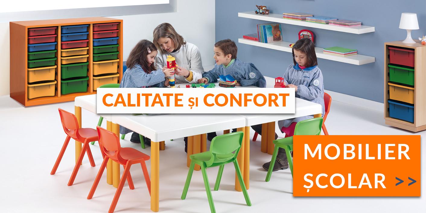mobilier pentru scoala